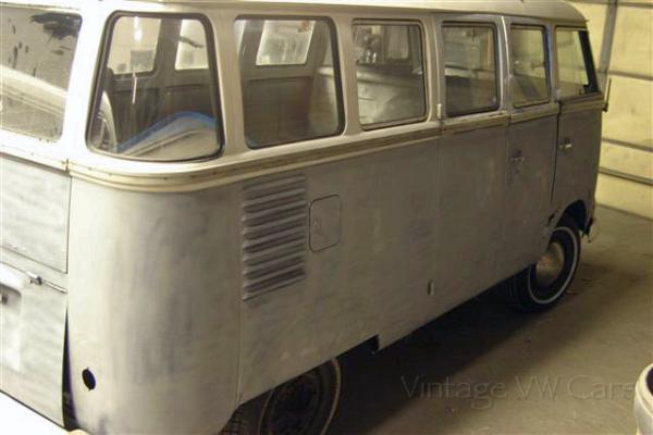 1961 deluxe 15 window vw microbus 1961 vw deluxe bus 417 for 20 window vw bus