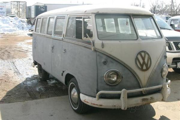 1961 deluxe 15 window vw microbus 1961 vw deluxe bus 493 for 16 window vw bus for sale