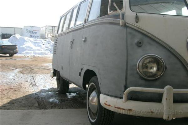 1961 deluxe 15 window vw microbus 1961 vw deluxe bus 496 for 16 window vw bus for sale