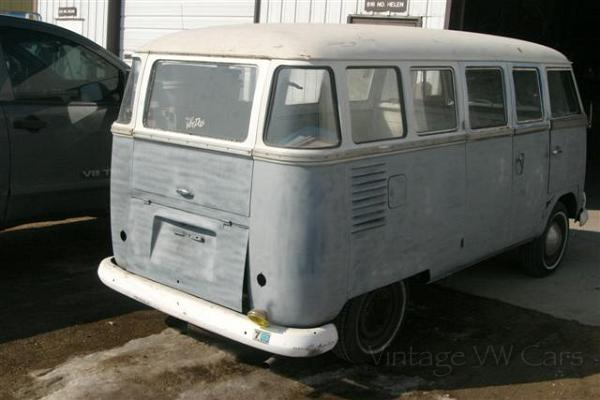 1961 deluxe 15 window vw microbus 1961 vw deluxe bus 498 for 16 window vw bus for sale