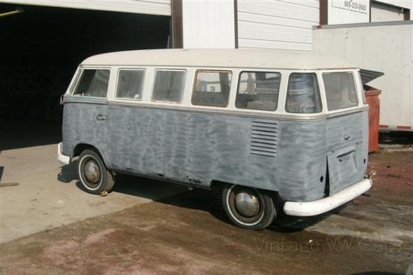 1961 deluxe 15 window vw microbus 1961 vw deluxe bus 503 for 16 window vw bus for sale