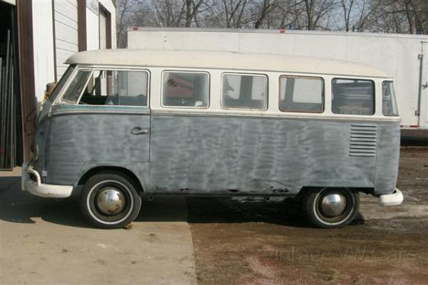 1961 deluxe 15 window vw microbus 1961 vw deluxe bus 504 for 16 window vw bus for sale