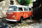1972 VW Westfalia Camper